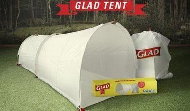 Une tente qui sert aussi de sac poubelle | Développement durable et tourisme | Scoop.it