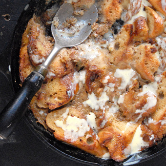 Caramel Apple Strata   SAVEUR   My Culinary Passions   Scoop.it