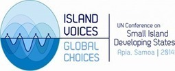 Event - Third International Conference on Small Island Developing States 1-4 September 2014 | Innovation for islands growth. L'innovation, croissance des îles | Scoop.it
