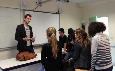 Ce jeune prof de Drancy qui voulait «changer le monde et sa classe» | ma revue | Scoop.it