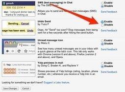 Annuler un e-mail déjà envoyé | La curation en communication web | Scoop.it