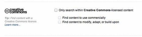 How to Find License Free Content for School Projects | Open Source Resources for Education | Scoop.it