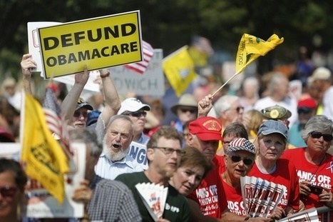 Give the Tea Party Credit: Their Grassroots Tactics Worked | King of Penguins | Scoop.it