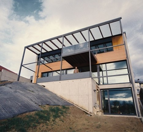 Villa P / Architektonicke Studio Atrium | The Architecture of the City | Scoop.it