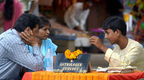 In India, Science And Astrology Comfortably Coexist | Astrology Education | Scoop.it