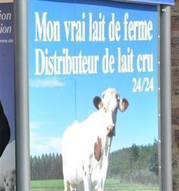 Tournus | Lait cru et circuit court - Le Journal de Saône et Loire | Agriculture locale | Scoop.it