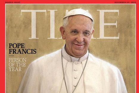 El papa Francisco es el personaje del año para la revista Time | Argentinos destacados en el mundo! | Scoop.it