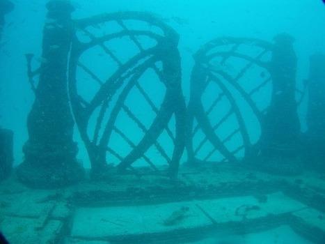 Neptune Memorial Reef: An Underwater Cemetery   Amusing Planet   Scuba Smurf   Scoop.it