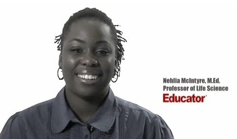 Learn Life Scienc  (Middle School) with Nehlia McIntyre | Educator, Inc. | Scoop.it