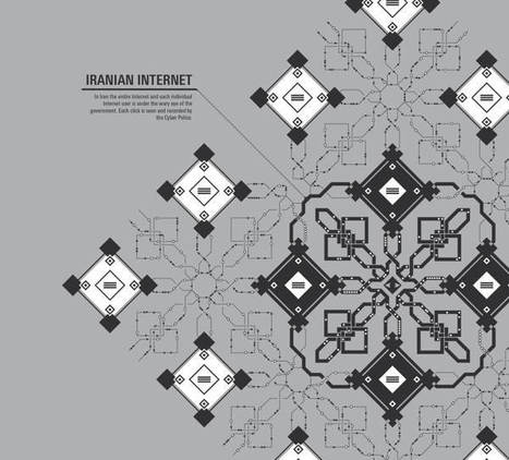 The Iranian Internet - An Infographic | Datavisualisatie | Scoop.it