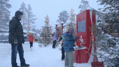 #ShareAWhiteChristmas, la nouvelle opération de Noël de Coca-Cola | streetmarketing | Scoop.it