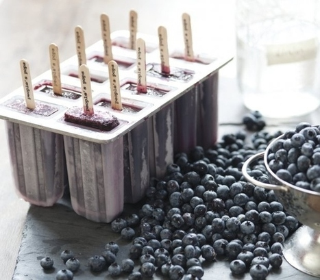 33 Super-Cool Popsicles To Make This Summer | FRESH IN THE FRIDGE (PUT A LID ON IT!) | Scoop.it