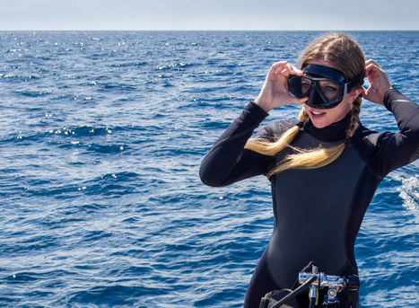 Become a Better Diver in 2015: Scuba Resolutions | DiverSync | Scoop.it