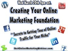 Building Your Online Marketing Foundation - | Latest Social Media News