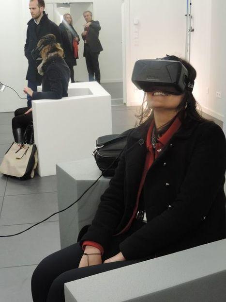 Oculus Rift : et si on envisageait ses usages pour la culture scientifique avec les publics | qrcodes et R.A. | Scoop.it