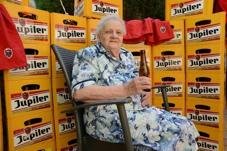 À 90 ans, Bertha boit 16 bières par jour | Un peu de tout et de rien ... | Scoop.it