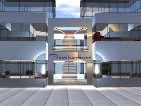 Featherburr Main will open May 24, 2014   Happenings - Virtual Worlds   Scoop.it