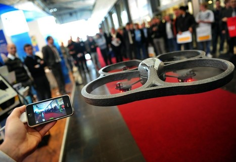 New Report Warns That Drones Could Be Used for Stalking, Voyeurism   #DroneWatch   Scoop.it