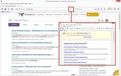 Framabee : le métamoteur anonymisant conçu sous Searx par Framasoft... avec fil RSS dans la page de réponse   RSS Circus : veille stratégique, intelligence économique, curation, publication, Web 2.0   Scoop.it