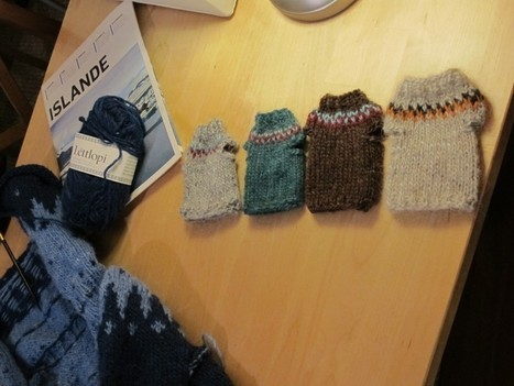 Connaissez-vous la laine islandaise? | in the loop - Le webzine des arts de la laine | Tricot & co | Scoop.it