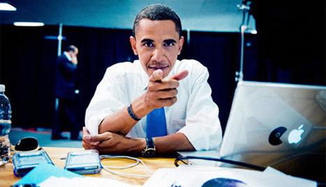 7 Social Networks Obama And The GOP Hopefuls Should Definitely Join | Fast Company | Rachel Sigrist - Gov | Scoop.it