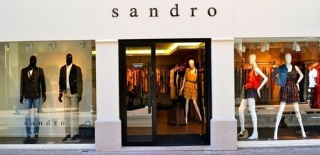 Les marques Sandro, Maje et Claudie Pierlot deviennent chinoises | PHMC Press | Scoop.it