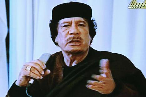 Quand Kadhafi plaçait de l'argent à la Société Générale | Bankster | Scoop.it
