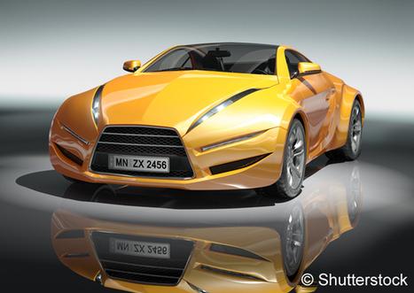 Car Design Technology by @elianefiolet @ubergizmo   Entrepreneurship, Innovation   Scoop.it