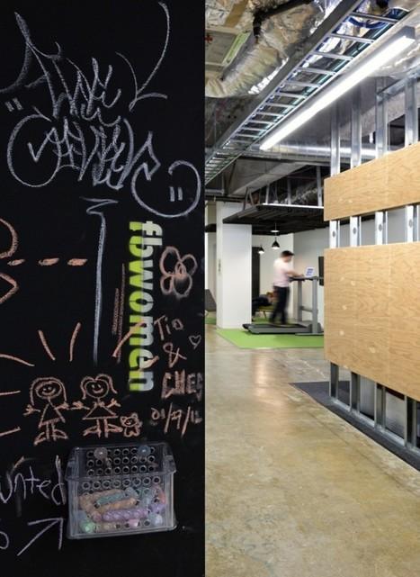 Les 10 tendances des bureaux à connaitre pour 2015   Design de politiques publiques   Scoop.it