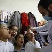 L'épidémie syrienne de polio pourrait menacer l'Europe | La revue de presse des élèves de 2nde - semaine A | Scoop.it