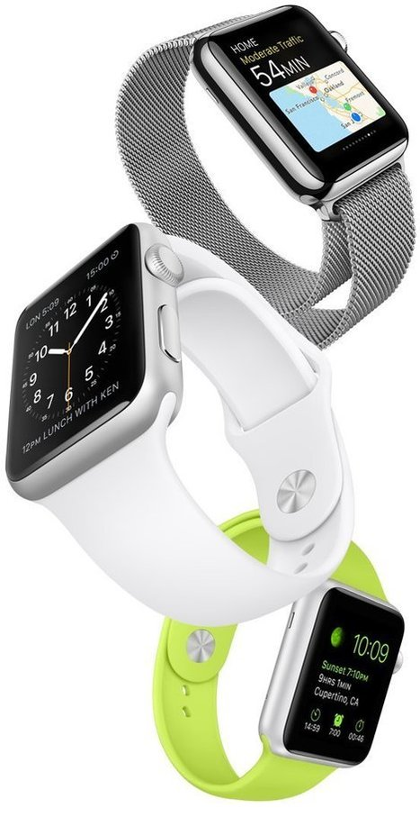 Apple Watch looks far more useful than people realize | mHealth- Advances, Knowledge and Patient Engagement | Scoop.it
