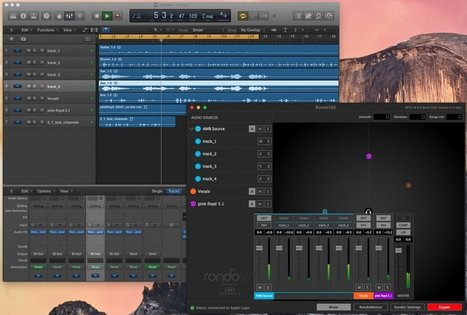 First look at Rondo360 VR audio software   Dysonics   3D Audio: Surround & Binaural   Scoop.it