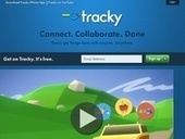 Tracky. Solution collaborative de gestion de taches.   Territoires apprenants, sciences participatives, partages de savoirs   Scoop.it