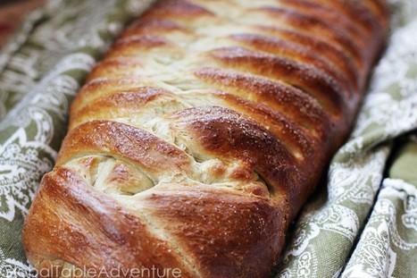 Global Table Adventure | Recipe: Cardamom Sweet Bread (Pulla) | Finland | Scoop.it