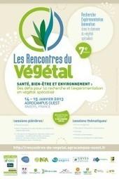 Les Rencontres du Végétal : l'événement recherche/expérimentation des acteurs du végétal spécialisé | My Angers.info | Patrimoine Végétal et Biodiversité | Scoop.it