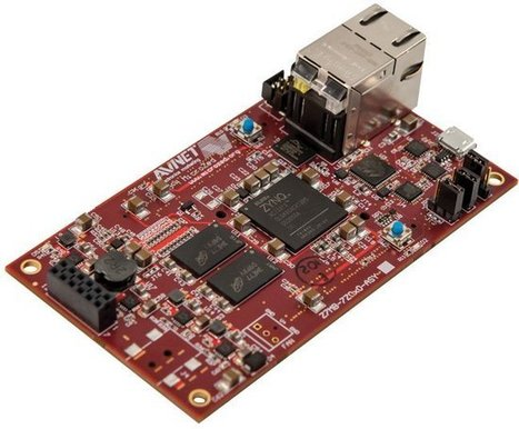 $199 MicroZed is a Low Cost Version of Zedboard ARM+FPGA Linux Development Board | Embedded Systems News | Scoop.it