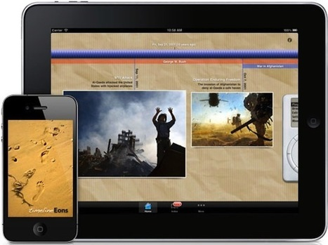 Learn History with Timeline Eons [App Review] | Wired Cosmos | Science in the Classroom | Scoop.it