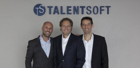 La start-up Talentsoft lève 25 millions d'euros   Actualités des Start-ups   Scoop.it