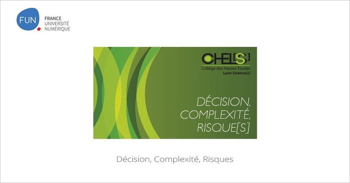 [Today] #MOOC Décision, compléxité, risques | Solutions locales | Scoop.it