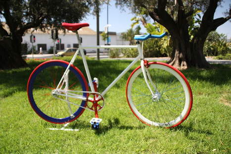 Alicante Fixed: Trabajos Made in Plan Bikes | Fixie bikes | Scoop.it