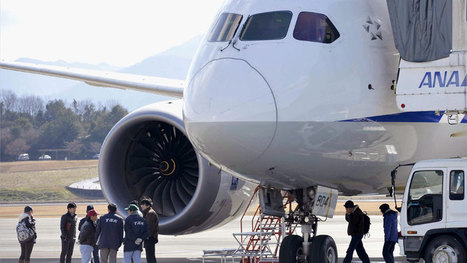 Boeing 787 flights to resume 'within weeks' CBC News | Fashion Forecast | Scoop.it