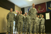 Army Reservists say goodbye, as they deploy to Afghanistan - KTVB   Afghanistan   Scoop.it