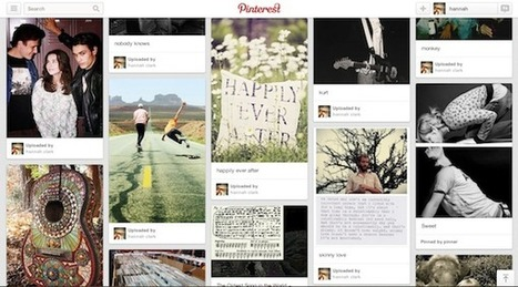 These 5 Brands Are Nailing It On Pinterest | Social Media | Scoop.it