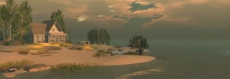 Rosemoor - Jadeite - Second Life - Ziki Questi | Second Life Destinations | Scoop.it