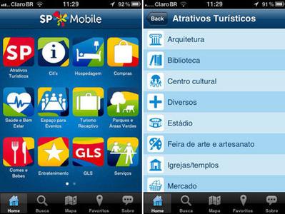 São Paulo acaba de ganhar primeiro aplicativo sobre a cidade para smartphones e tablets | Urban Life | Scoop.it