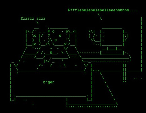 ASCII ART | ASCII Art | Scoop.it
