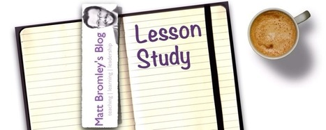 Lesson Study | Leicester Lesson Study | Scoop.it