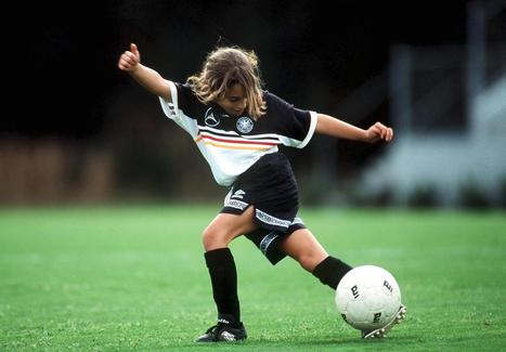Girl Athletes Need Training to Protect Knees, Doctors Advise - NBC News | Sports Chiropractic and its benefits | Scoop.it