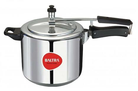 Induction Base Pressure Cooker, Induction Base Pressure Cooker Price in India | Baltra Home Products | Scoop.it