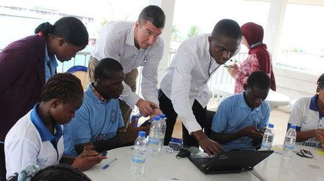 Unicef skal stoppe ebola med sms | Friprogsenteret | Scoop.it